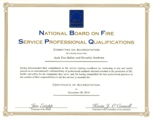 National-Board-On-Fire-Service-Professional-Qualifications