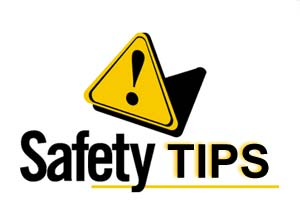 Safety-Tips